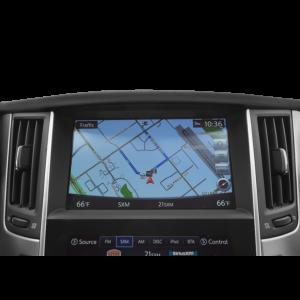 Display Screen & Controls